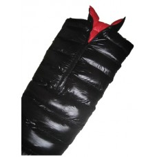 Glossy nylon wet look down sleeping bag winter sleeping bag S - 5XL 1059MS