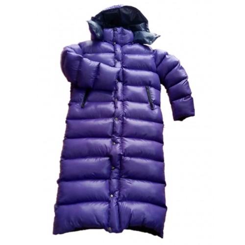 Nylon Winter Coat 114